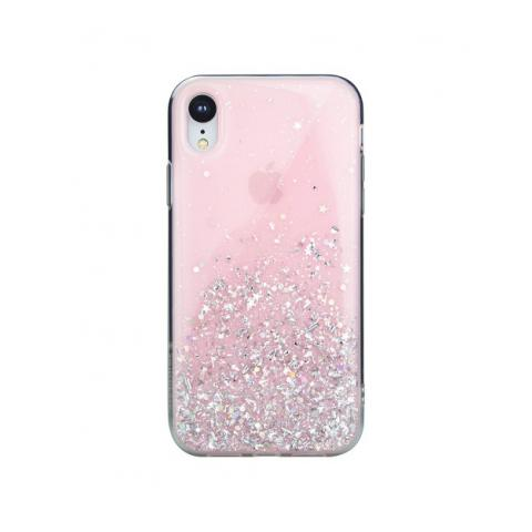 Чехол Switcheasy Starfield Case для iPhone XR Pink (GS-103-45-171-18)