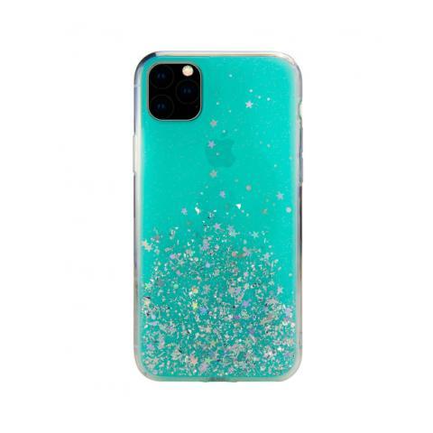 Чехол SwitchEasy Starfield для iPhone 11 Pro Transparent Blue (GS-103-80-171-64)
