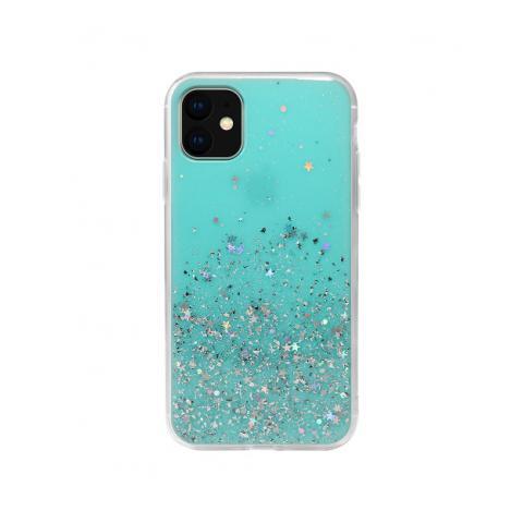 Чехол SwitchEasy Starfield для iPhone 11 Transparent Blue (GS-103-82-171-64)