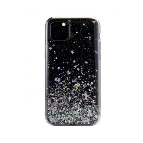 Чехол SwitchEasy Starfield для iPhone 11 Pro Transparent Black (GS-103-80-171-66)