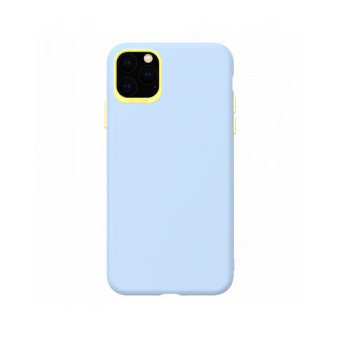Чехол SwitchEasy Colors для iPhone 11 Pro Max Baby Blue (GS-103-77-139-42)