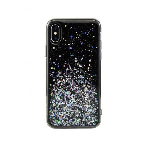 Чехол Switcheasy Starfield Case для iPhone XS Max Ultra Black