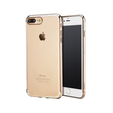 Чехол-накладка для Apple iPhone 7 Plus Baseus Shining - Gold