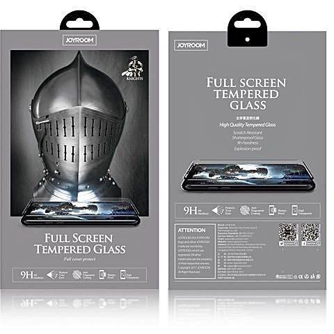 Защитное стекло JoyRoom Knight Crystal 0.2 mm для iPhone 6/6S 3D Black