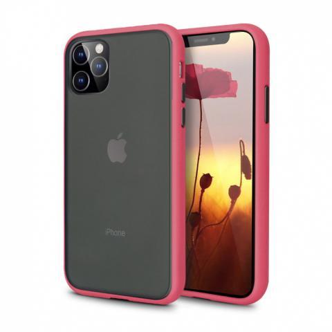 Противоударный чехол AVENGER для iPhone 11 Pro - Camelia/Black