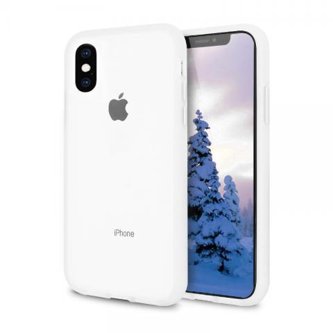 Противоударный чехол AVENGER для iPhone XR - White