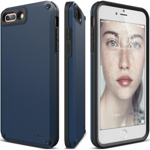 Чехол Elago Armor Case Jean Indigo for iPhone 8 Plus/7 Plus (ES7PAM-JIN-RT)