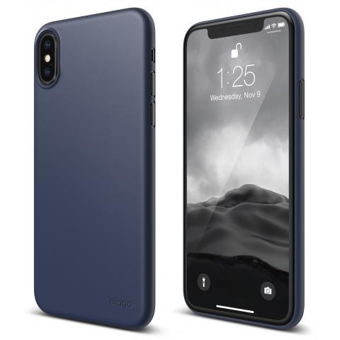 Чехол Elago Inner Core Case Jean Indigo for iPhone X (ES8IC-JIN)