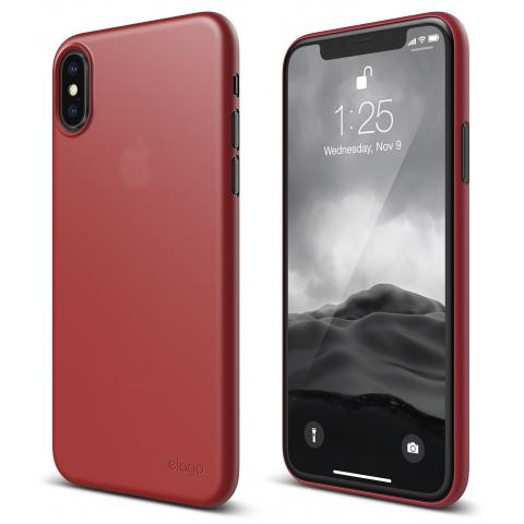 Чехол Elago Inner Core Case Red for iPhone X (ES8IC-RD)