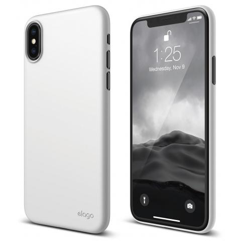 Чехол Elago Inner Core Case White for iPhone X (ES8IC-WH)