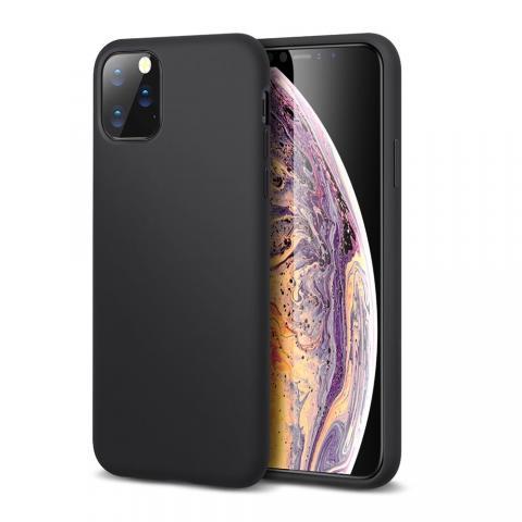 Ультратонкий чехол X-LEVEL для iPhone 11 - Black