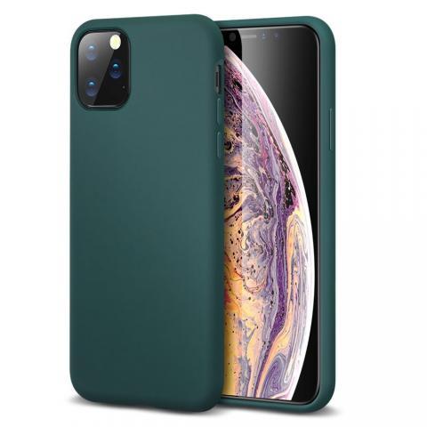 Ультратонкий чехол X-LEVEL для iPhone 11 Pro MAX - Forest Green