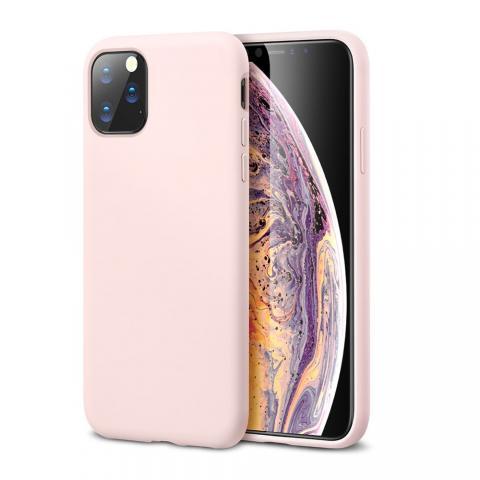 Ультратонкий чехол X-LEVEL для iPhone 11 Pro - Pink Sand (Пудра)