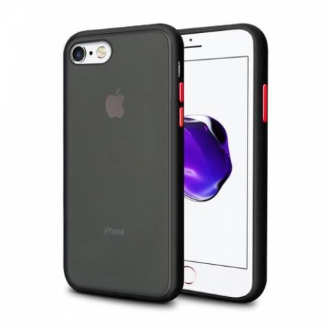Противоударный чехол AVENGER для iPhone 6/6S - Black/Red