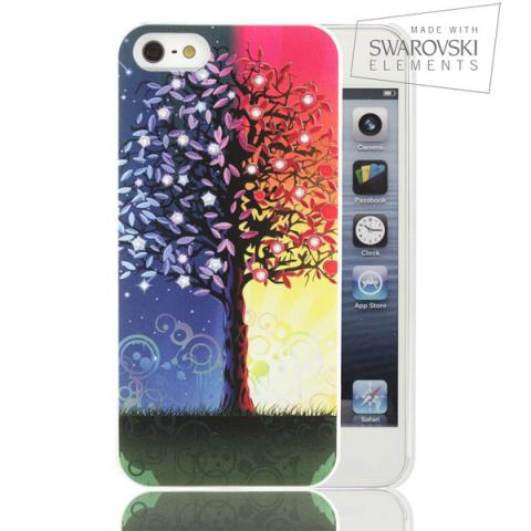 Facecase SWAROVSKI iPhone 5C Wish Tree