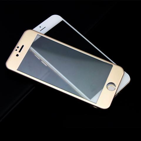 Защитное стекло 3D Effect для iPhone 6 Plus/6S Plus - Gold
