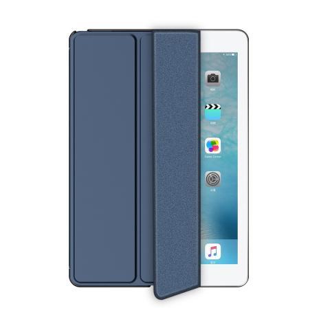 """Чехол с подставкой и отсеком для стилуса Rock Protection Case with Pen Holder для iPad Air 10.5"""" (2019) Dark Blue"""