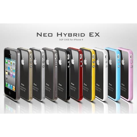 SGP Case Neo Hybrid-2 EX Series для iPhone 4/4s