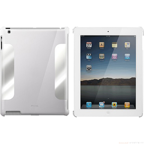 More Para Blaze White for iPad 4/iPad 3/iPad 2 (AP19-003WHT)