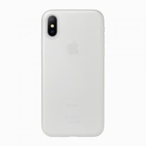 Чехол Native Union Clic Air Clear for iPhone X (CLIC-CLE-AIR-NP17)