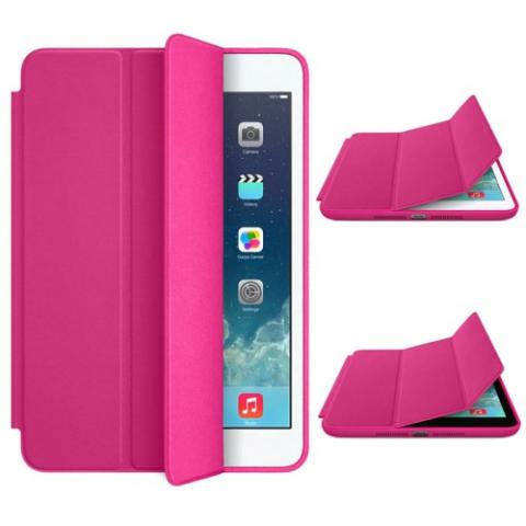 Apple Smart Case Polyurethane для iPad Mini/ Mini 2/ Mini 3 - pink