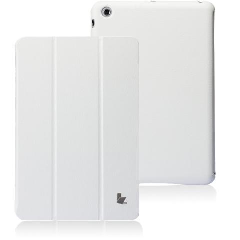 JisonCase Classic Smart Cover для iPad mini/mini 2 (Retina) белый
