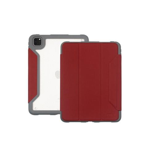Чехол Mutural Yagao Case для iPad Air 4 10,9 (2020) Red