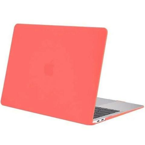 "Чехол накладка Matte Hard Shell Case for MacBook Air 13"" Corall"
