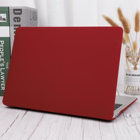 """Матовый чехол на MacBook Air 13"""" - Wine Red"""