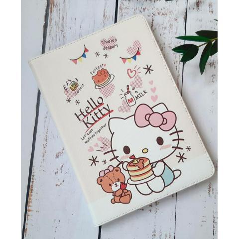 Чехол Print Case для iPad Air - hello kitty