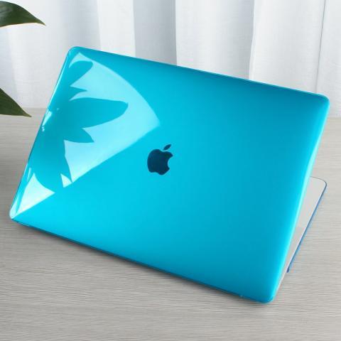 "Чехол-накладка HardShell Case for MacBook Air 13"" (2018-2020) Crystal Sea Blue"