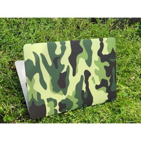 "Матовый чехол для MacBook Pro 13"" (2016-2020) Army Green"