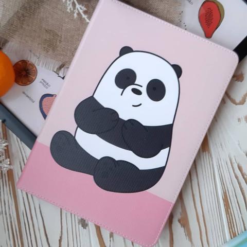"""Чехол Print Case для iPad 9.7"""" (2017/2018) - Panda"""