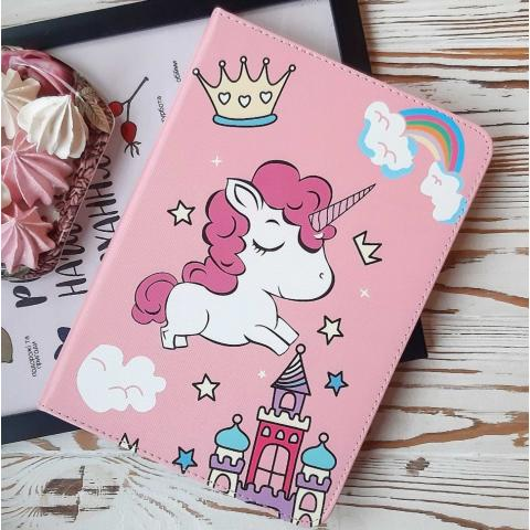 Чехол Print Case для iPad Air - Dream Pink
