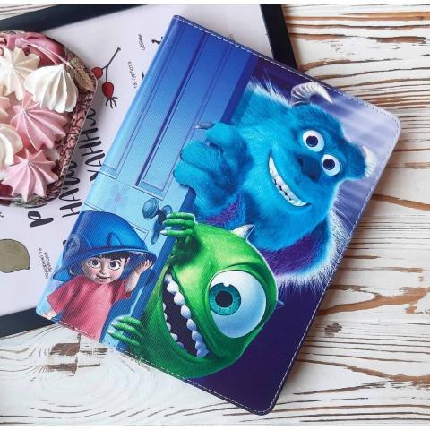 Чехол Print Case для iPad 4/ iPad 3/ iPad 2 - Monsters Corporation