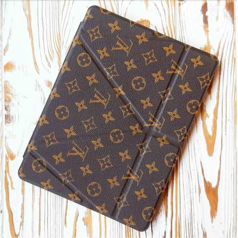 "Чехол Origami Leather Case для iPad Air 10.5"" (2019) LV Monogram brown"