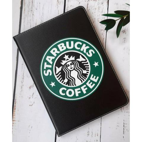 "Чехол Print Case для iPad 10.2"" (2019/2020) - Starbucks"