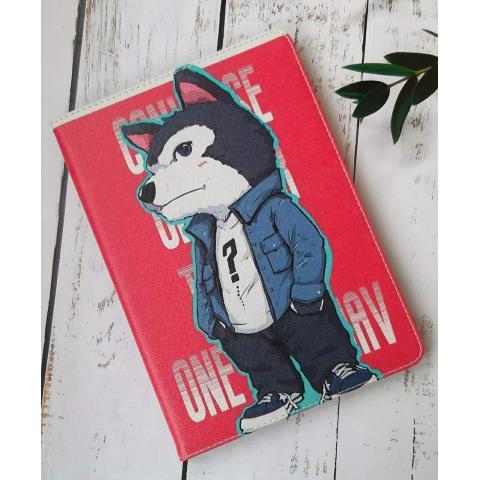 Чехол Print Case для iPad Air 2 - wolf