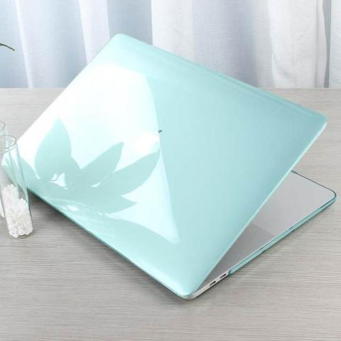 "ехол накладка HardShell Case for MacBook Air 13"" (2018-2020) Crystal Mint"