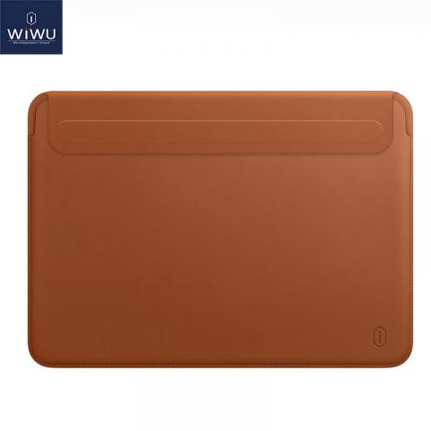 Папка WIWU Skin Pro 2 for MacBook Pro 13 (2016-2020) / Air 13 (2018-2020) - Brown