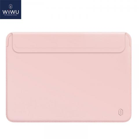 Папка WIWU Skin Pro 2 for MacBook Pro 13 (2016-2020) / Air 13 (2018-2020) - Pink
