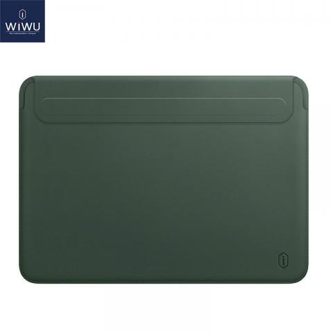 Папка WIWU Skin Pro 2 for MacBook Pro 13 (2016-2020) / Air 13 (2018-2020) - Green