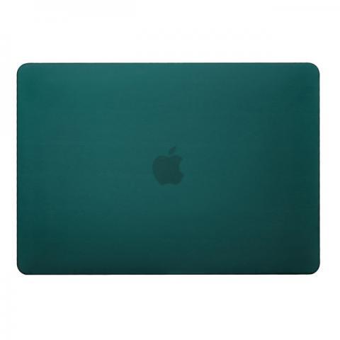 """Чехол-накладка для Macbook Pro 13"""" (2016-2020) Matte Forest Green"""