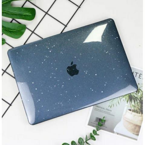 "Чехол-накладка Shinining HardShell Case for MacBook Pro 13"" (2016-2020) Black"