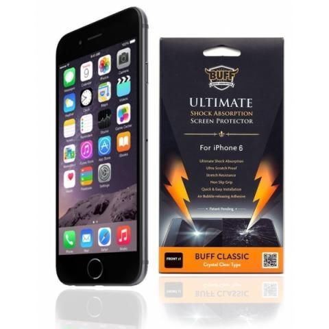 Противоударная плёнка Buff Anti-Shock iPhone 7 Plus (комплект на две стороны)