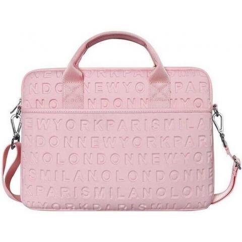 "Сумка WIWU Vogue Laptop Slim Bag for MacBook 13,3"" - Pink"