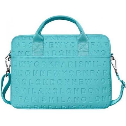 "Сумка WIWU Vogue Laptop Slim Bag for MacBook 13,3"" - Blue"
