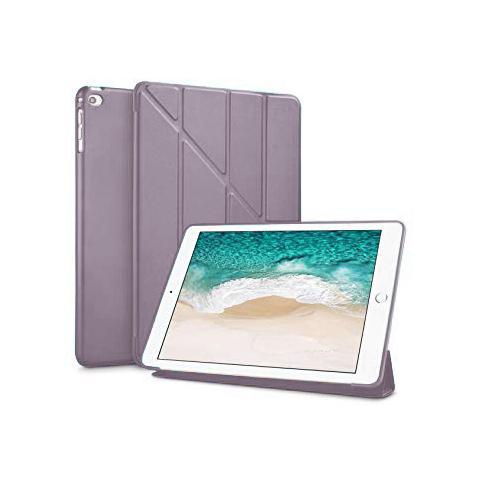 Чехол Y-type Case (PU Leather + Silicone) для iPad 4/ iPad 3/ iPad 2 Lavander Grey