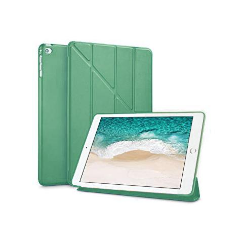 Чехол Y-type Case (PU Leather + Silicone) для iPad Air Pine Green