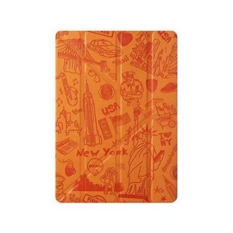 OZAKI O!coat-Travel New York для iPad Air Orange (OC111NY)